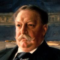 TAFT, William Howard 27th President of the USA